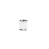 This item: White Round Crystal Plinth