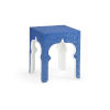 This item: Moroccan Blue Side Table