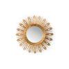 This item: Wasden Antique Gold Wall Mirror