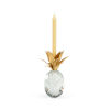 This item: Gold 10-Inch Crystal Pineapple