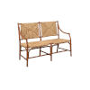 This item: Mecklenburg Brown Bench