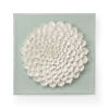 This item: White Succulent Large Wall Sculpture