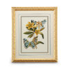 This item: Gold Butterfly Oasis III Wall Art