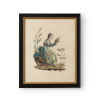 This item: Brown Pillement Painting VII Wall Art