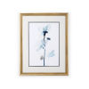 This item: Gold Midnight Blossoms I Wall Art