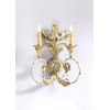 This item: Antique Gold One-Light Wall Sconce