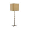 This item: Phillips Antique Brass One-Light Bamboo Table Lamp