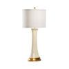 This item: Hopper Cream One-Light Table Lamp