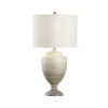 This item: Sante Fe Cream and Gray One-Light 26-Inch Table Lamp