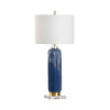 This item: Samuel Blue and White One-Light Table Lamp