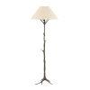 This item: Sprigs Dark Bronze and Beige Table Lamp