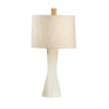 This item: Natural White Table Lamp