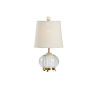 This item: Eathon Clear Table Lamp
