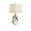 This item: Fenton Clear Table Lamp