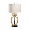 This item: Apollo Antique Gold Table Lamp
