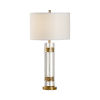 This item: Cobre Clear and Aged Copper Table Lamp