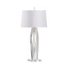 This item: Skyline Clear Table Lamp