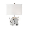 This item: Spout Polished Nickel Table Lamp