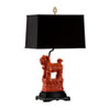 This item: Foo Foo Red One-Light Right Table Lamp