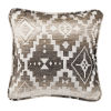 This item: Chalet White and Brown 18 In. X 18 In. Throw Pillow