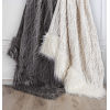 This item: Nordic Gray 50 In. X 80 In. Throw