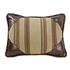 This item: Ruidoso Tan and Brown 16 x 21 In. Throw Pillow with Scalloped Corners