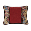 This item: Ruidoso Multicolor 16 x 21 In. Throw Pillow with Scalloped Corners