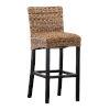 This item: Portman Brown and Black Bar Stool