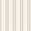 This item: Heritage Stripe Beige and White Wallpaper - SAMPLE SWATCH ONLY