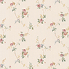 This item: White Wedding Trail Pink and Cream Floral Wallpaper
