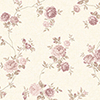 This item: Rose Trail Pink, Beige and Cream Wallpaper - SAMPLE SWATCH ONLY