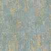 This item: Regal Texture Metallic Gold and Aqua Blue Wallpaper - SAMPLE SWATCH ONLY