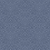 This item: Distressed Paisley Navy Blue Wallpaper