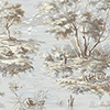 This item: La Campagne Grey and Green Wallpaper - SAMPLE SWATCH ONLY