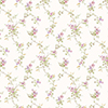 This item: Ivy Trail Pink, Green and Purple Floral Wallpaper