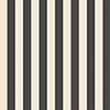This item: Regency Stripe Black and Beige Wallpaper - SAMPLE SWATCH ONLY