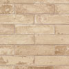 This item: Cream and Camel Swiss Brick Wallpaper