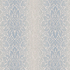 This item: Venetian Damask Blue and Beige Wallpaper - SAMPLE SWATCH ONLY
