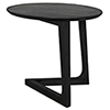 This item: Cantilever Charcoal Black Table