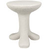This item: Laramy White Accent Table