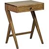 This item: Peter Dark Walnut Side Table