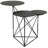 This item: Carrier Black Metal Accent Table