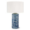 This item: Zodiac Blue One-Light Table Lamp