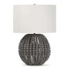 This item: Tropez Gray One-Light Table Lamp