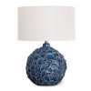 This item: Lucia Blue One-Light Table Lamp