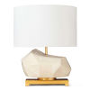This item: Marquise Ivory One-Light Table Lamp