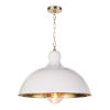 This item: Hope White One-Light 24-Inch Pendant