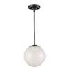 This item: Bistro Oil Rubbed Bronze One-Light Mini Pendant
