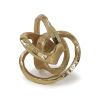 This item: Knot Gold Decorative Object