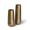 This item: Tess Brass Bud Vases, Set of 2